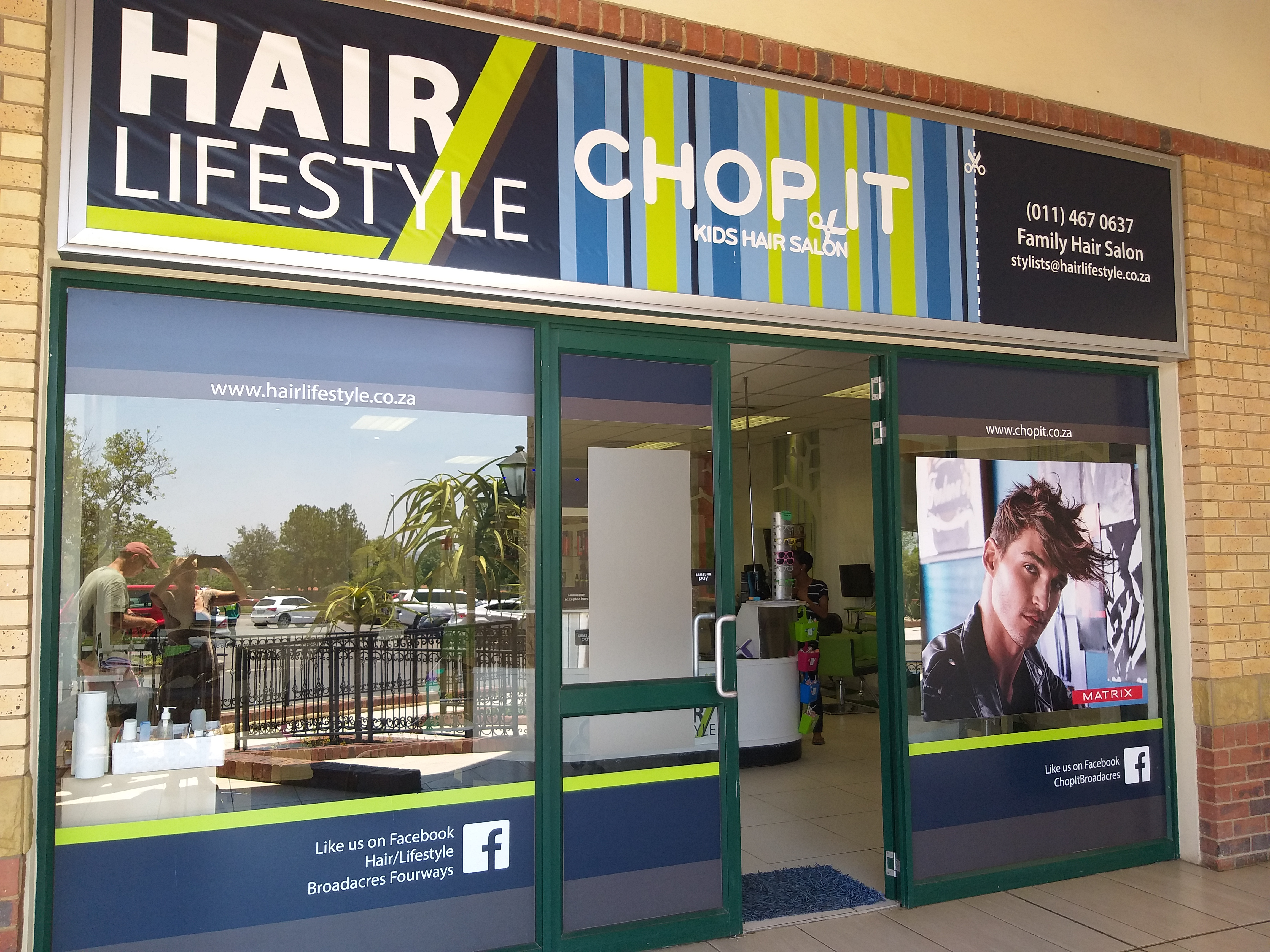 Hair Lifestyle & Chop It Family Hair Salon Broadacres